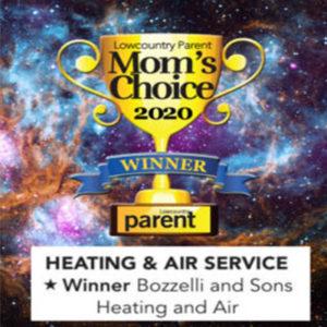 Lowcountry Mom choice winner 2020